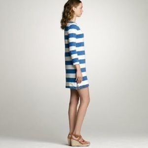 J. Crew Striped Dress